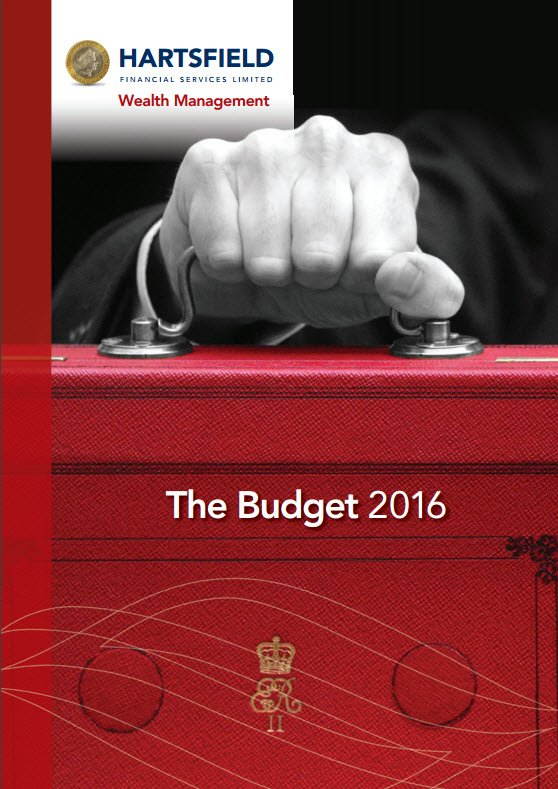 Spring Budget 2016