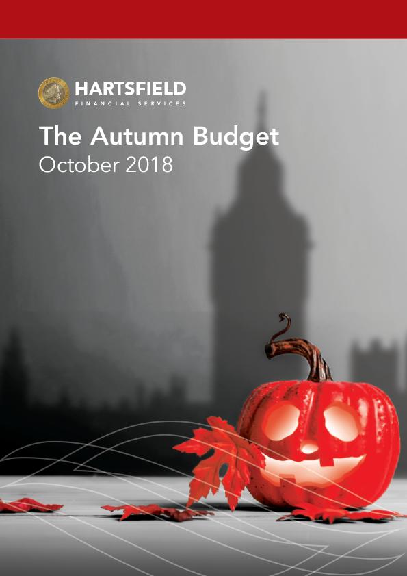 Autumn Budget Report 2018