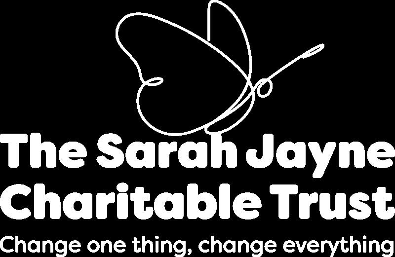 sarah jayne charitable trust logo